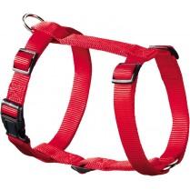 Hunter Smart шлейка для собак Ecco Sport L (54-87/59-100 см) нейлон красная