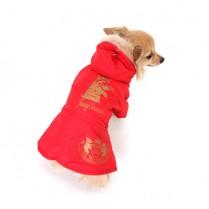 Куртка с юбкой. Красная