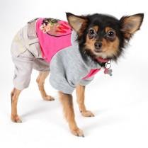 Комбинезон Dog Mark. Розовый